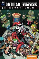 Batman Teenage Mutant Ninja Turtles Adventures #2 (of 6)